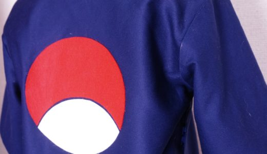 【レイヤーおすすめ】NARUTO:サスケ1部のトップスを縫わずに作る