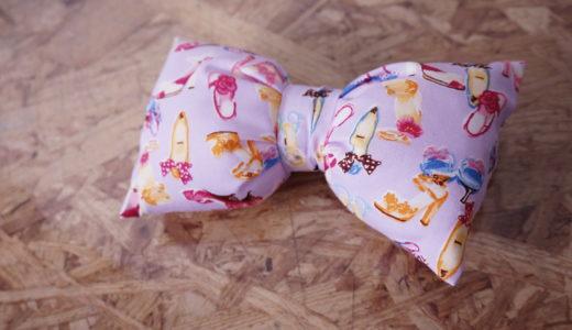 コスプレ衣装製作~小物作りに役立つ~♪縫わずに作るふんわりリボン♪